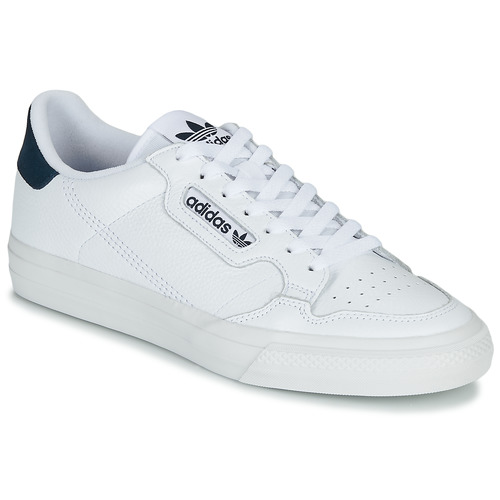 Chaussures Baskets basses adidas Originals CONTINENTAL VULC Blanc