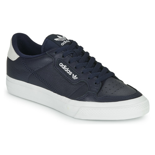 Chaussures Baskets basses adidas Originals CONTINENTAL VULC Bleu