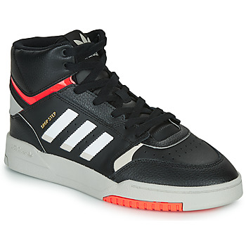 Chaussures Homme Baskets montantes adidas Originals DROP STEP Noir / blanc
