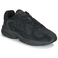 Chaussures Homme Baskets basses adidas Originals YUNG 1 Noir