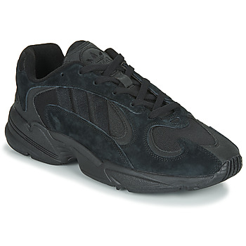 Chaussures Homme Baskets basses adidas Originals YUNG 1 Noir