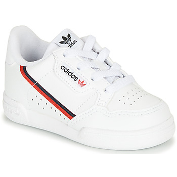Chaussures Enfant Baskets basses adidas Originals CONTINENTAL 80 I Blanc