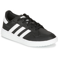 Chaussures Enfant Baskets basses adidas Originals Novice C Noir / blanc