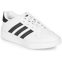 Chaussures Enfant Baskets basses adidas Originals Novice J Blanc / noir