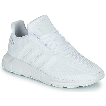 Chaussures Garçon Baskets basses adidas Originals SWIFT RUN C Blanc