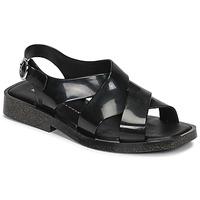 Chaussures Femme Sandales et Nu-pieds Melissa MELROSE Noir