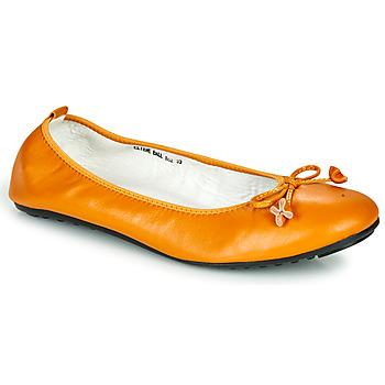 Chaussures Femme Ballerines / babies Mac Douglas ELIANE Ocre