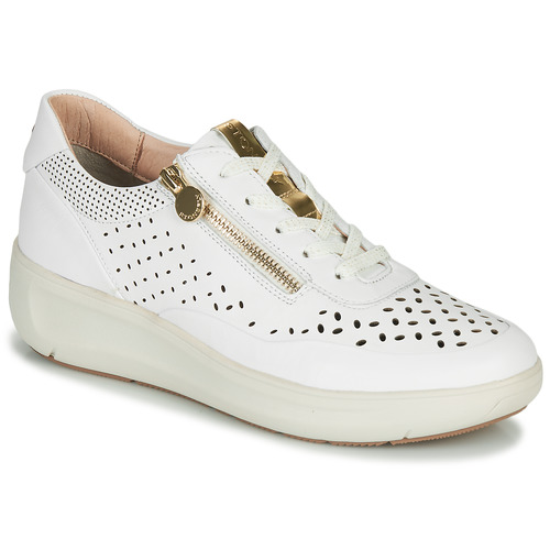 Chaussures Femme Baskets basses Stonefly ROCK 10 Blanc