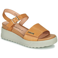 Chaussures Femme Sandales et Nu-pieds Stonefly PARKY 6 Camel / Blanc