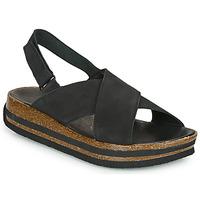 Chaussures Femme Sandales et Nu-pieds Think ZEGA Noir