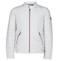 Vêtements Homme Doudounes Guess SUPER FITTED JKT TRAVEL Blanc