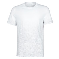 Vêtements Homme T-shirts manches courtes Guess CN SS 1000GUESS TEE Blanc