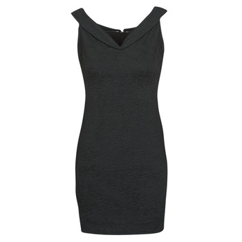 Vêtements Femme Robes courtes Guess BLANCA DRESS Noir