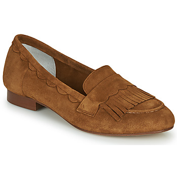 Chaussures Femme Ballerines / babies Myma LOUSTINE Camel