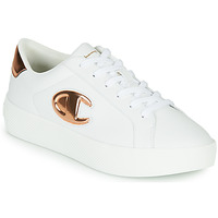 Chaussures Femme Baskets basses Champion ERA GEM Blanc / Bronze