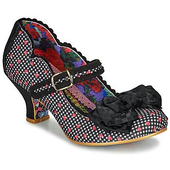 Chaussures Femme Escarpins Irregular Choice SUMMER BREEZE Noir