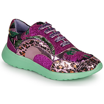 Chaussures Femme Baskets basses Irregular Choice JIGSAW Violet