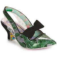 Chaussures Femme Escarpins Irregular Choice PARADOX Vert / Noir