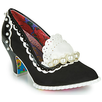 Chaussures Femme Escarpins Irregular Choice SEASIDE PADDLE Noir