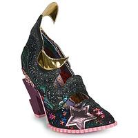 Chaussures Femme Escarpins Irregular Choice GALACTIC THUNDER Noir