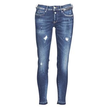 Vêtements Femme Jeans slim Le Temps des Cerises PULP SLIM 7/8 BLUE