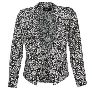 Vêtements Femme Vestes / Blazers Le Temps des Cerises OPAL Noir