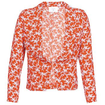Vêtements Femme Vestes / Blazers Le Temps des Cerises KARMA Lipstick