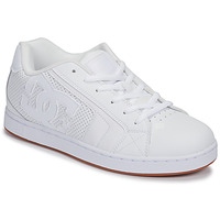 Chaussures Homme Baskets basses DC Shoes NET Blanc
