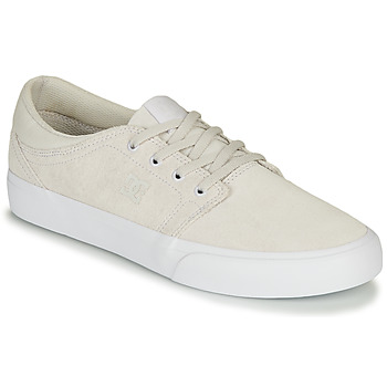 Chaussures Homme Baskets basses DC Shoes TRASE SD Beige