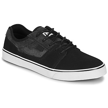 Chaussures Homme Baskets basses DC Shoes TONIK SE Noir / Gris