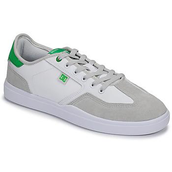 Chaussures Homme Baskets basses DC Shoes VESTREY Blanc / Vert