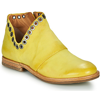 Chaussures Femme Boots Airstep / A.S.98 ZEPORT V Jaune