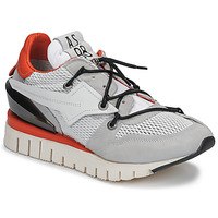 Chaussures Femme Baskets basses Airstep / A.S.98 DENASTAR Blanc / Rouge