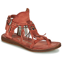 Chaussures Femme Sandales et Nu-pieds Airstep / A.S.98 RAMOS Rouge