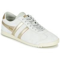 Chaussures Femme Baskets basses Gola BULLET PEARL Blanc / Doré