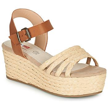 Chaussures Femme Sandales et Nu-pieds MTNG GARISSON Beige