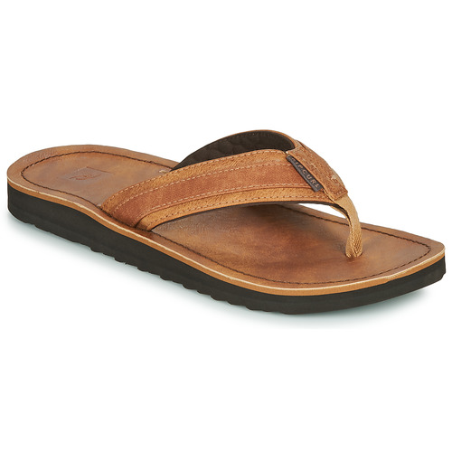 Chaussures Homme Tongs Rip Curl WEDGE Marron
