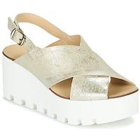 Chaussures Femme Sandales et Nu-pieds Sweet Lemon SUAX Doré