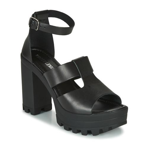 Chaussures Femme Sandales et Nu-pieds Sweet Lemon LORIS Noir