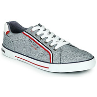 Chaussures Homme Baskets basses Tom Tailor ELMUI Gris