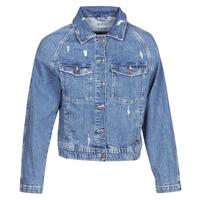 Vêtements Femme Vestes en jean Esprit  Bleu medium