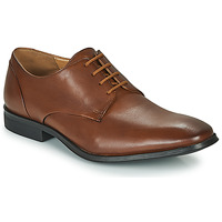 Chaussures Homme Derbies Clarks GILMAN PLAIN Marron