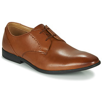 Chaussures Homme Derbies Clarks BAMPTON LACE Marron