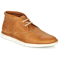 Chaussures Homme Boots Clarks FORGE STRIDE Marron