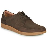 Chaussures Homme Derbies Clarks OAKLAND CRAFT Marron