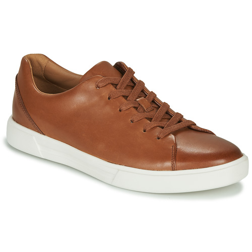 Chaussures Homme Derbies Clarks UN COSTA LACE Tan