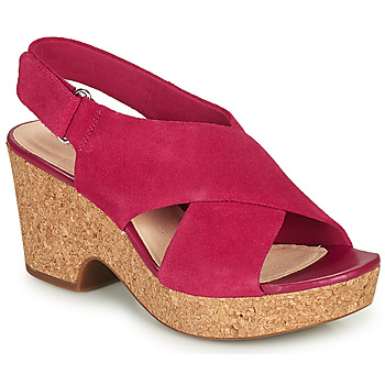 Chaussures Femme Sandales et Nu-pieds Clarks MARITSA LARA Rose