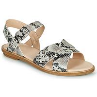 Chaussures Femme Sandales et Nu-pieds Clarks WILLOW GILD Python