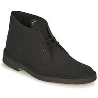 Chaussures Homme Boots Clarks DESERT BOOT Noir