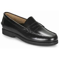 Chaussures Homme Mocassins Sebago DAN POLARIS Noir